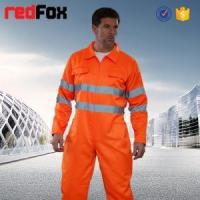 Quality safety fire retardant working coverall for sale