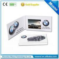 business card with lcd