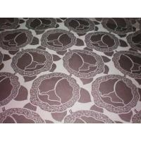 Quality Flock on flock series Velvet layer suede l... No.: TWS-077/491-20# for sale