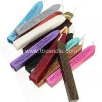 Quality Traditional Seal Wax Sticks With Wick for sale
