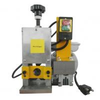 Quality Wire cutting and stripping machine LF-01 Scrap wire stripping machine for sale