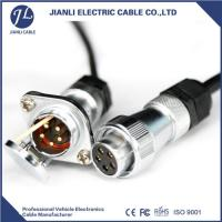 Buy cheap lead terminals assembly connection 4m cable 5pin trailer from wholesalers