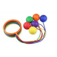Top grade silicone kid sports toy twining ball Bouncing Ball