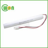 China NICD SC Battery Pack 1300mAh 6V Rechargeable on sale