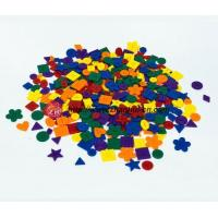 China plastic button crafts, plastic educational toys,plastic button thread toys on sale