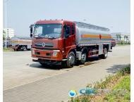Quality 22 CBM Heavy Duty 3 Axles Gasoline Tanker Truck for sale