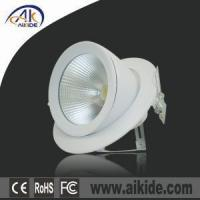 Gimbal 25w LED downlight