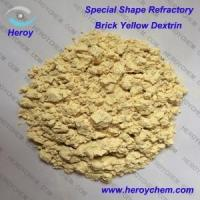 China Special Shape Refractory Brick Yellow Dextrin Adhesives Chemical Powder Supplier ManufacturerYD046 on sale