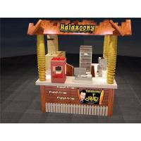 Quality L-Customized New Product Tornado Potato Kiosk For Sale for sale