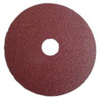 China Abrasive Fibre Disc PA569 Aluminum Oxide Sandpaper on sale