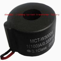 Quality current transformer MCT-W30004 1(100)A/0.333mA for sale