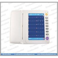 China Medical equipment 12 channel ECG Machine ECG1200S1 on sale