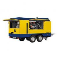 Quality GD mobile air compressor for sale