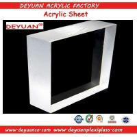 Quality 50mm Thick Acrylic Sheets Clear  Cast  Furniture  Crafts  Aquarium  Pools  Windows for sale