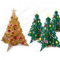 Quality Christmas decoration for Cardboard Christmas tree NO.:LTPT for sale