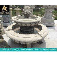 Quality Landscaping Stones Garden fountain Water Features Floating Ball Fount for sale