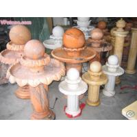 granite or marble floating ball Stone Trading Web