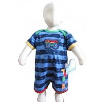 Quality Baby's and kid's wear 100% cotton interlock 200gsm boys for sale