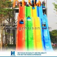 Buy cheap Fiberglass Water Slides-Multislide from wholesalers