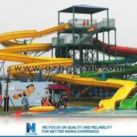 Buy cheap Outdoor Water Slide - Spiral Slide from wholesalers