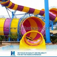 Buy cheap Water Park Slides Manufacturer Constrictor Waterslides from wholesalers