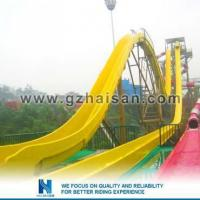 Buy cheap Theme Park for Sale Hump Water Slides from wholesalers