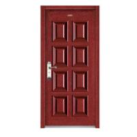 Quality Steel Wood Doors Item No.:LY-B-02 for sale