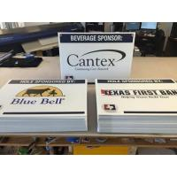 Buy cheap Advertising Board Product: yard sign with H stakes ,coroplast sign from wholesalers