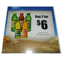 Buy cheap Advertising Board ENGLISH Product: Corrugated Board for Advertising from wholesalers