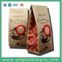 Quality Kraft paper coffee bag with valve manufacturers from China Product No.:coffee bag for sale