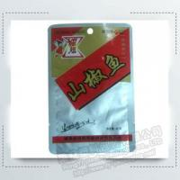 Aluminum Foil Plastic Packing Bag with Hanging Hole