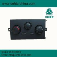 Quality Cabin Spare Parts WG1608828051SInotruk parts air conditioning contro for sale