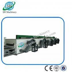 Buy Egg Tray dryer Single Metal Drying Line at wholesale prices