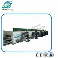 Quality Beautiful Appearance Single Metal Egg Tray Drying Line for sale