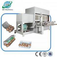 Quality Large Capacity Egg Tray/Egg Box/Egg carton Production Line Machine with 4 Platens SHZ-2000 for sale