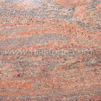 Quality Stone Colors Multicolor Red Granite for sale