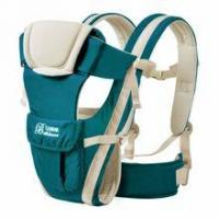 Quality High Quality 100% Cotton Baby Sling Multi-functional Mother Care Baby Carrier for sale