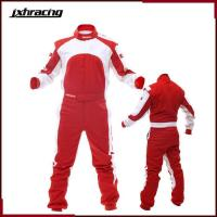 Buy cheap Fire Fighting Helper Suit Sport Car Karting Rally Racing Suit Apparel Overalls Sportswear from wholesalers