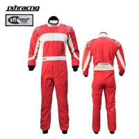 Buy cheap jxhracing Two Layers Aramid Fire Protection Auto Go Kart Racing Suit-SFI rated C021HA from wholesalers