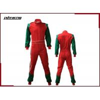 China High Quality Flame Resistant Nomex Suit/Drifting Racing Suit/Racing Fire Suit on sale