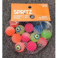 NEW PRODUCTS BOUNCY EYE BALLS 12PK HL-220
