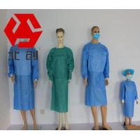 Quality Disposable Surgical Gown/Hospital Gown/Isolation Gown for sale