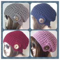 Buy cheap Crochet Acrylic Woman Beanie from wholesalers