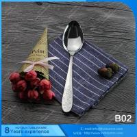 Quality All stainless steel items B02 Mirror polishing spoon for sale