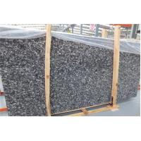 Quality Chinese Marble Product Fossil Black Flower Mable Slab for sale