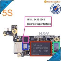 Quality Wholesale U15 343S0645 touch screen interface for Iphone 5S for sale