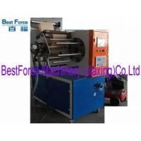 Buy cheap Automatic PE coated food wrap paper rewinding machine from wholesalers