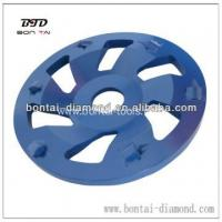 Quality 7 inch PCD grinding disc for floor coating removal, expoxy and paint grinding for sale