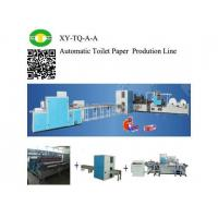 Buy cheap Automatic Toilet Paper Production Line from wholesalers