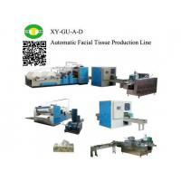 Buy cheap Automatic Facial Tissue Paper Production Line from wholesalers